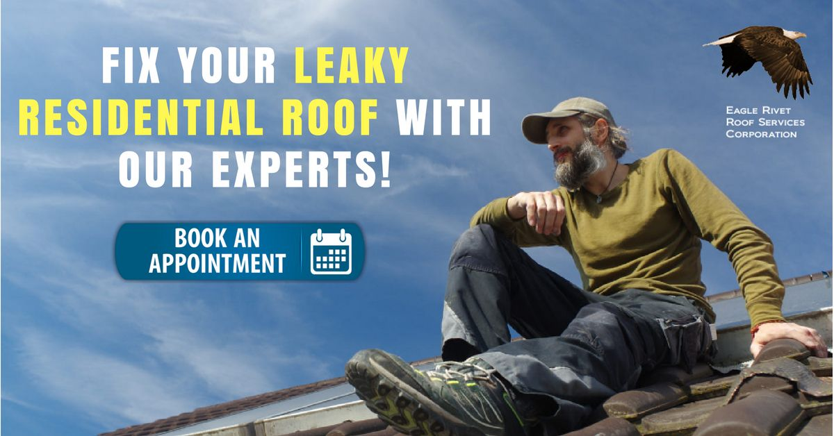 Is your roof in need of urgent roof repairs eagle rivet