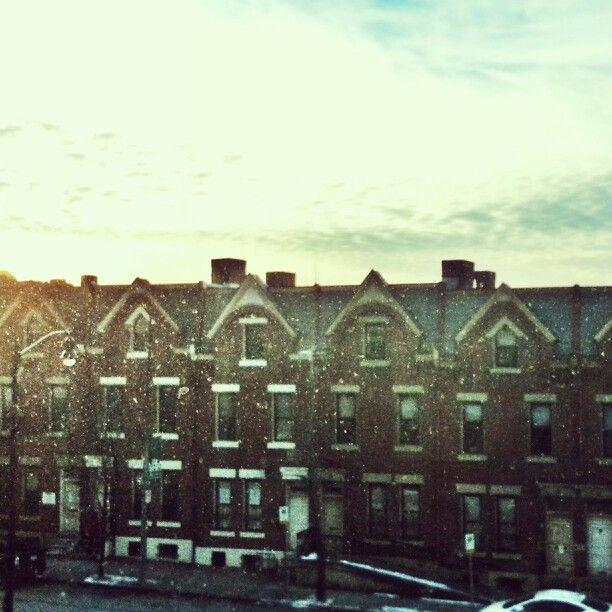 Row Houses, Penn Ave