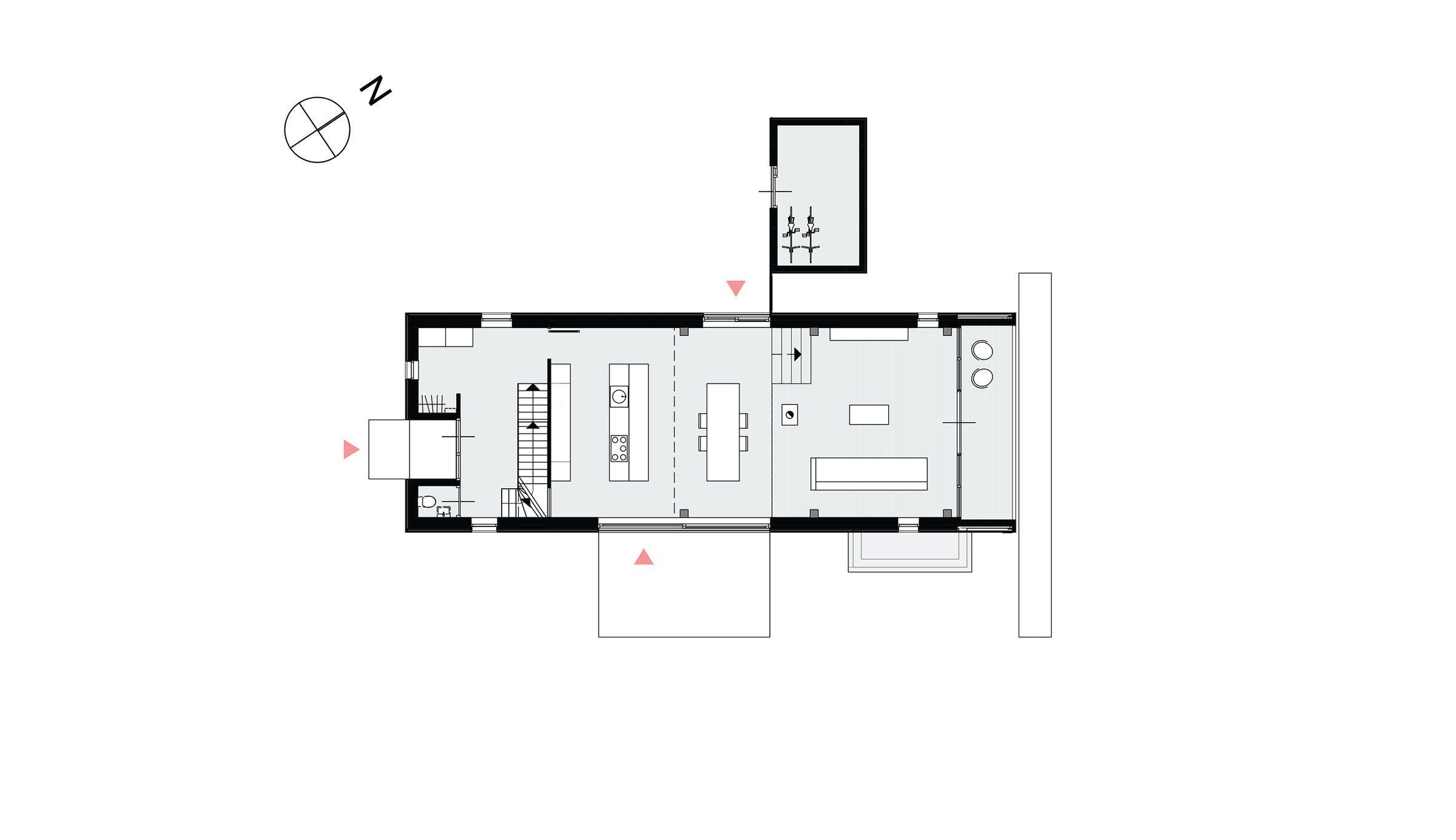 Longhouse Architecten Studio Pls Ssab Archello Studio Architecture Barn Style