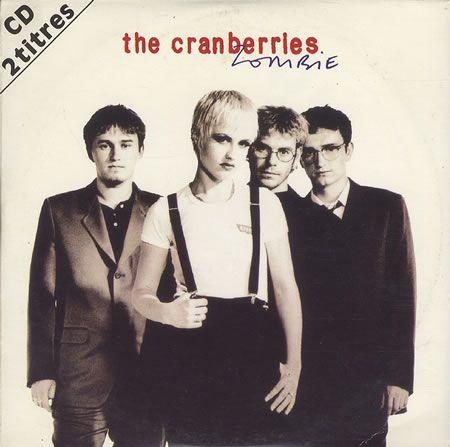 The cranberries kiss me