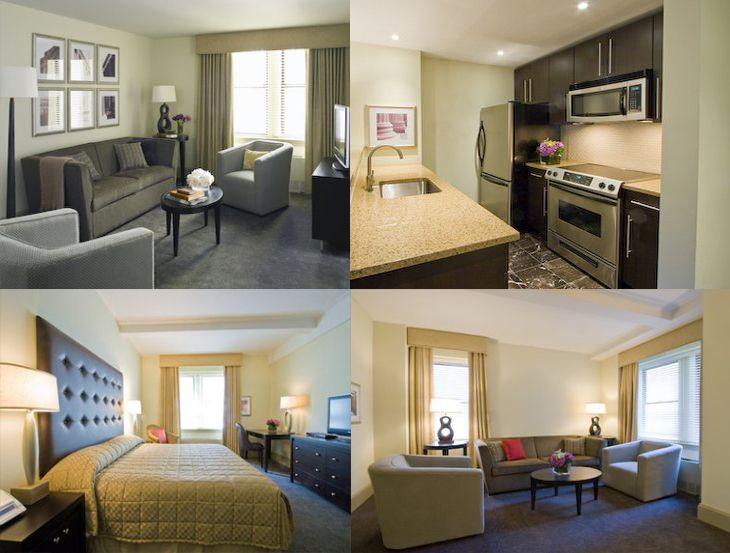 Park Apartments, Midtown East, New York | One bedroom ...