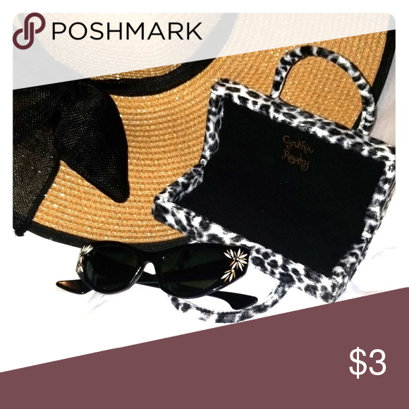 POSHMARK ROCKS!!! 🛍🛍🛍 You'll find the COOLEST items in every category on Poshmark, so SHOP TIL YOU DROP!!! I found the PERRRFECT Cynthia Rowley case for my genuine vintage 1950's Ray-Ban sunglasses! So browsebrowsebrowse, likelikelike and BUNDLEBUNDLEBUNDLE!  ***(A