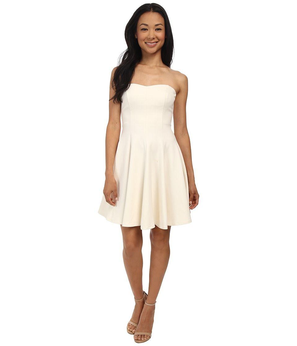 2e94c069d816 AMANDA UPRICHARD AMANDA UPRICHARD - CAPRI DRESS (IVORY) WOMEN S DRESS.   amandauprichard  cloth