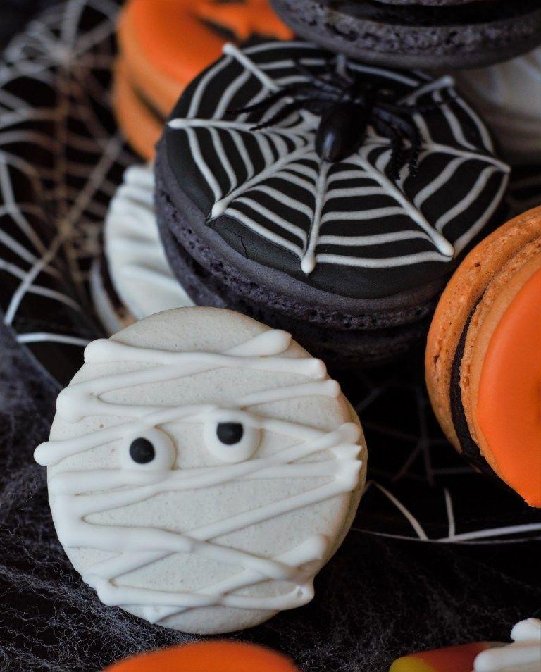 Halloween Macarons #halloweenmacarons Halloween Macarons #halloweenmacarons Halloween Macarons #halloweenmacarons Halloween Macarons #halloweenmacarons