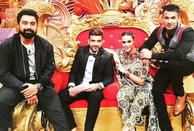 Check out: MTV Roadies X4 gang leaders on colors 'Comedy Nights Bachao'!