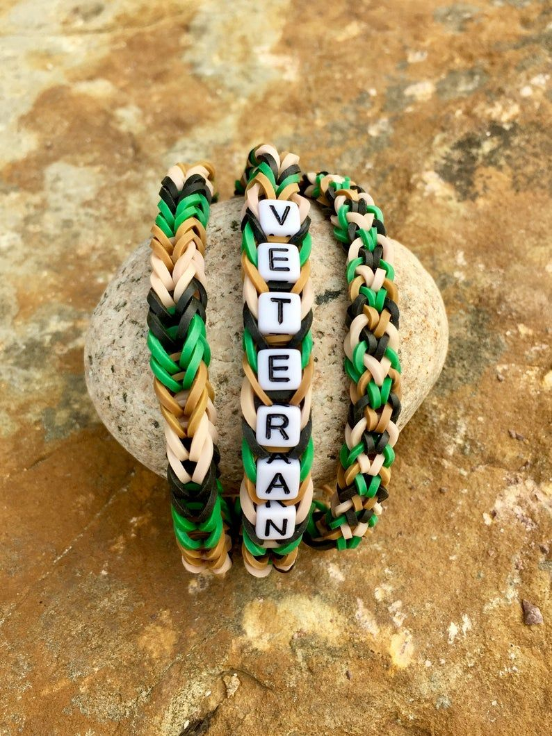 ARMY MOM Bracelet available in 3 sizes