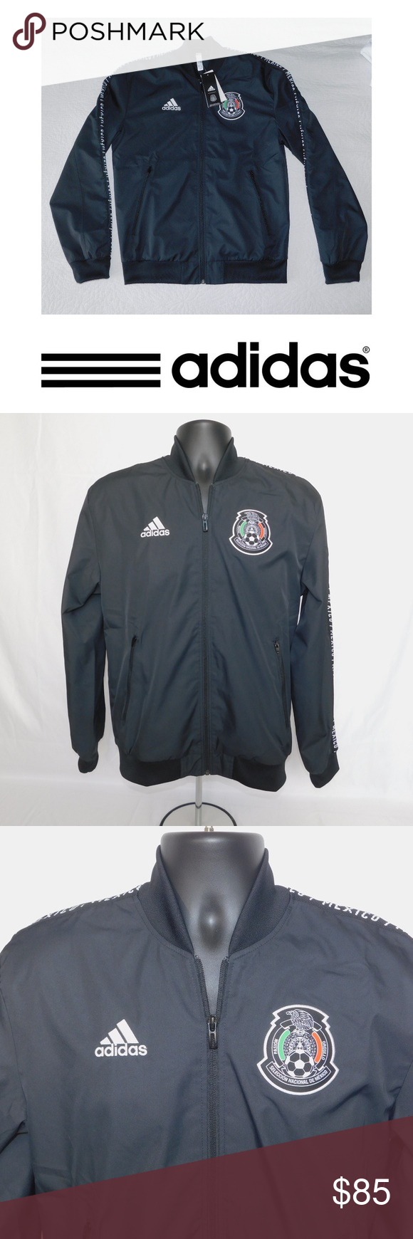 New Adidas Mexico National Team Jacket Our adidas Mexico
