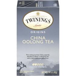 China Oolong Bags