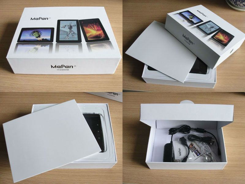 Tablet Android 4.1 9\
