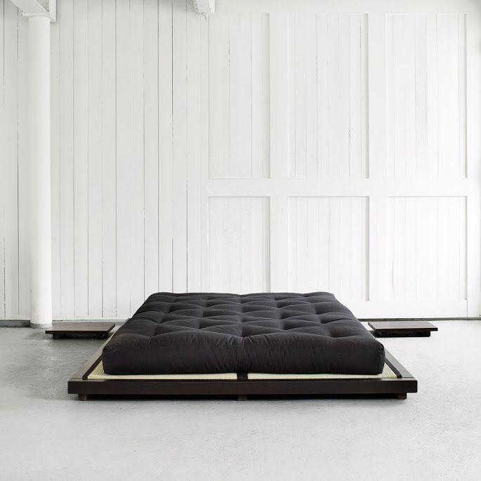 Tatami Futon Bed Bett Möbel