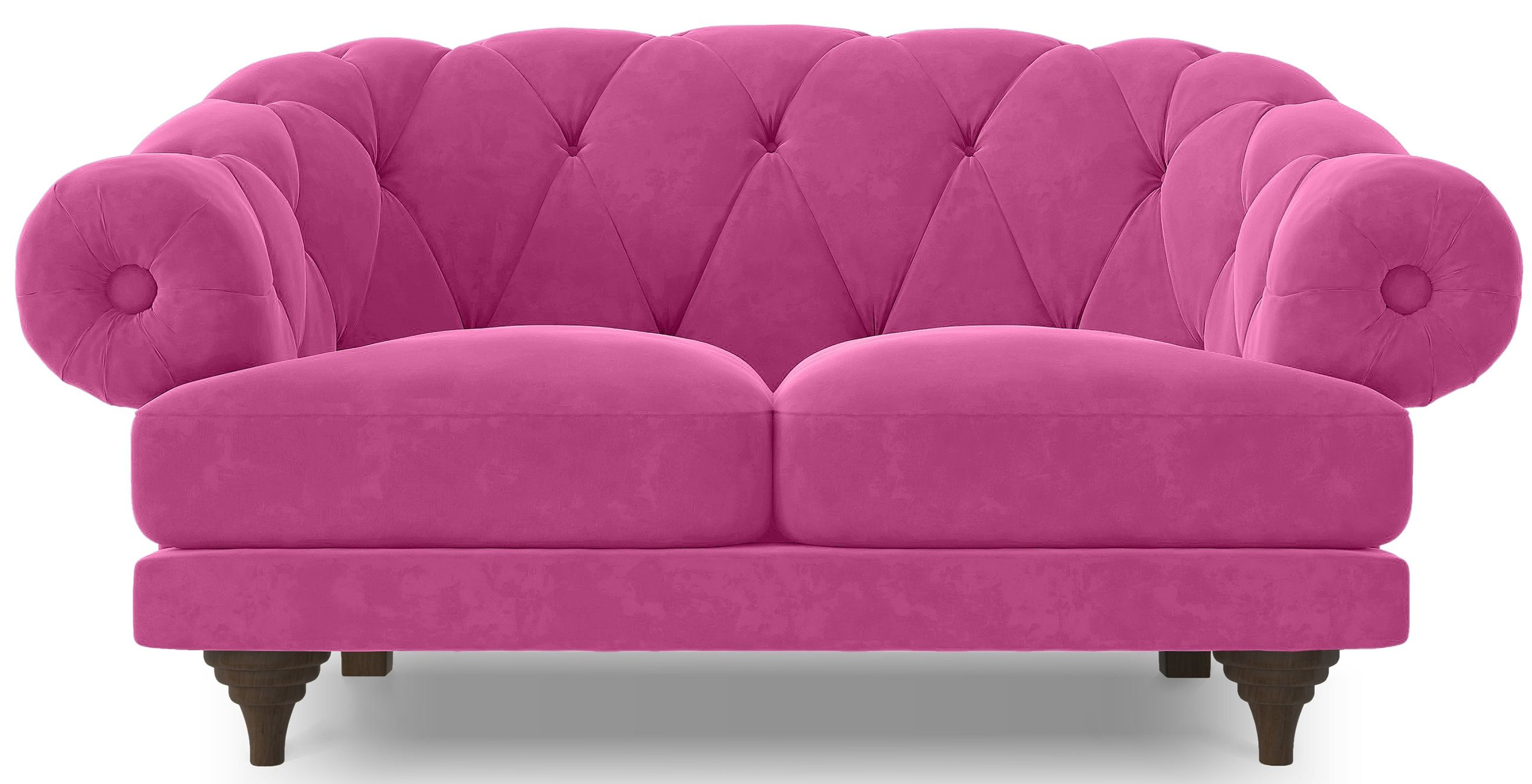 canap ultra confortable velours rose chesterfield canape tissu pinterest. Black Bedroom Furniture Sets. Home Design Ideas