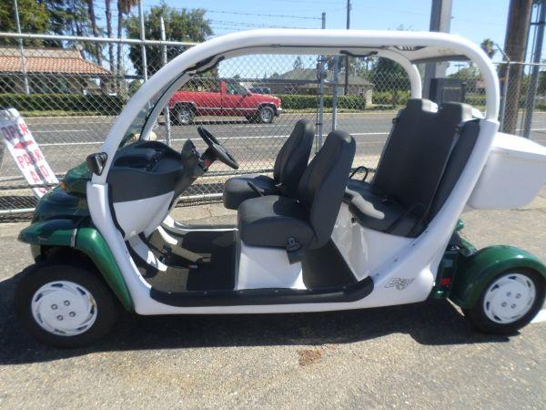Gem Golf Cart >> 2001 Gem E825 Golf Cart 4 Passenger Cars Golf Carts
