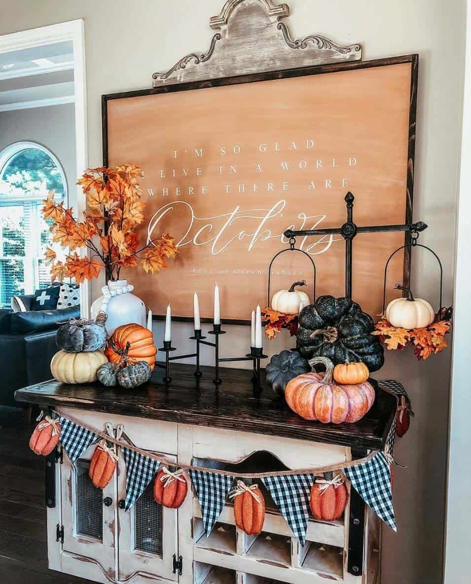 Home Decor Ideas for Fall That Aren't Tacky — Anna Elizabeth ...