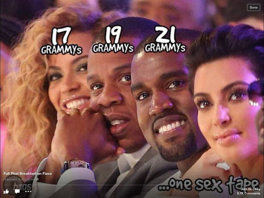 Pin By Stephanie Rivera Velazquez On Hilarious Misc Beyonce And Jay Beyonce And Jay Z Kanye West And Kim