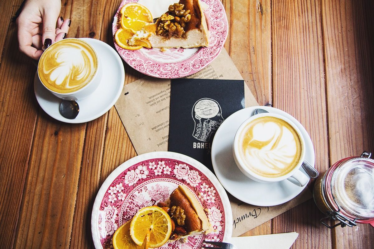 Cafe kuchen kiel