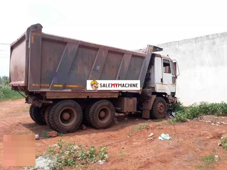 Used Truck Hyva For Sale In India Used Ashok Leyland Hyva For