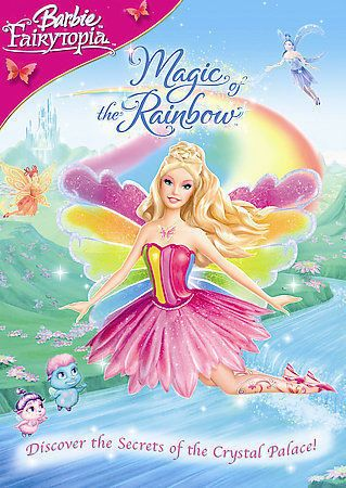 Barbie Fairytopia: Magic of the Rainbow DVD, 2007