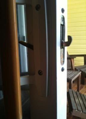 Learn About Sliding Glass Door Locks And How You Can Fix Your Own Glass Door Lock Sliding Glass Door Door Locks