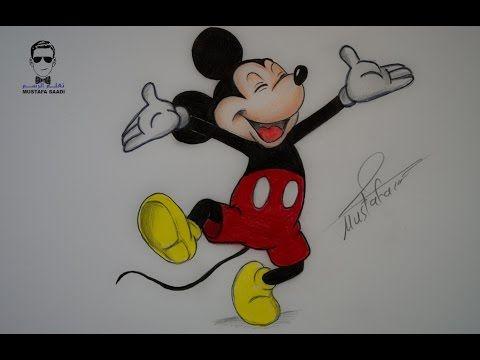 قناة Mustafa Saadi مصطفى سعدي هي قناة تعليم الرسم وقناة تعليمية مختصة بتعليم الرسم من بداية المطاف وحتى الاحتراف كل اس Drawing For Kids Mickey Mouse Mickey