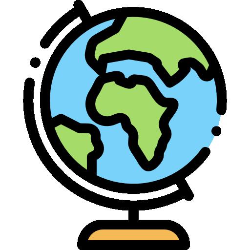 Earth Globe Free Vector Icons Designed By Freepik Globe Icon Free Icons Book Icons