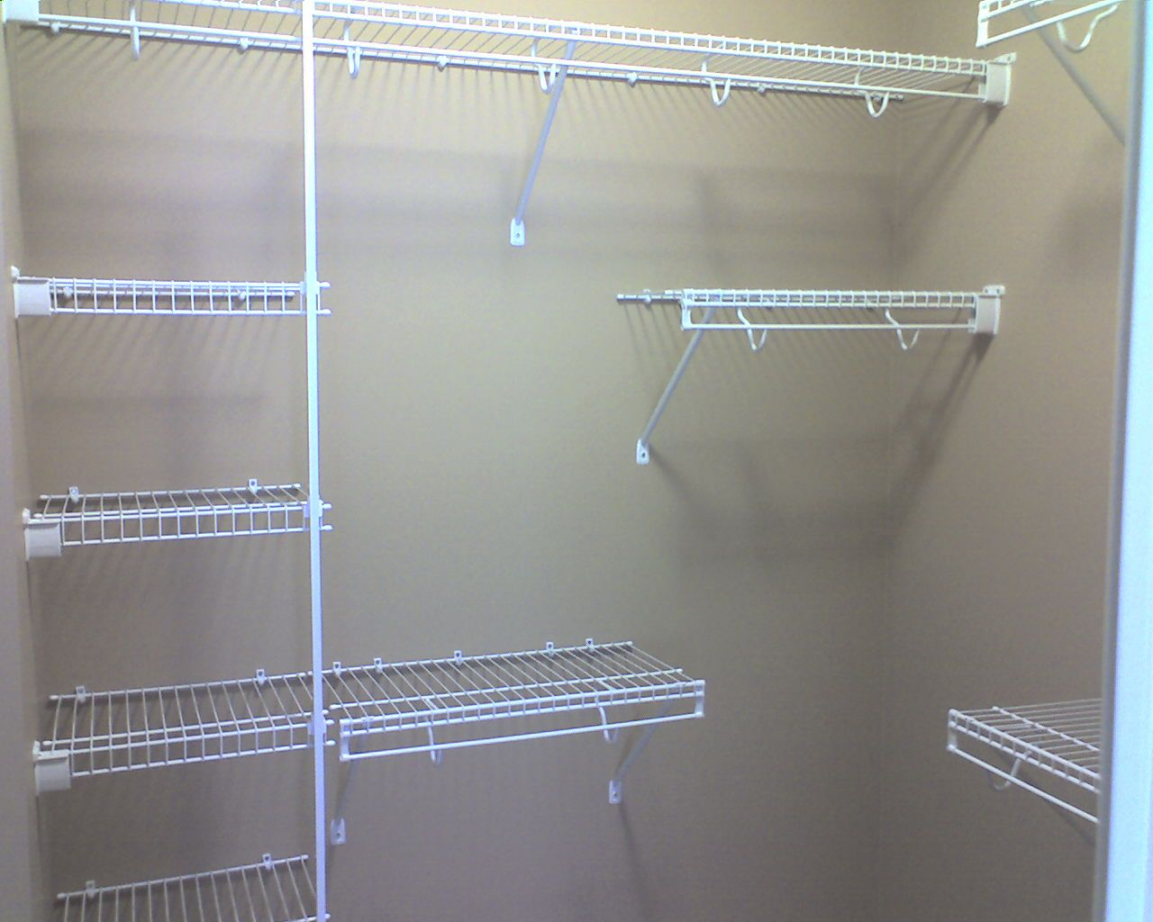Beau How To Install A DIY Wire Closet Shelving Organizer   Http://www.