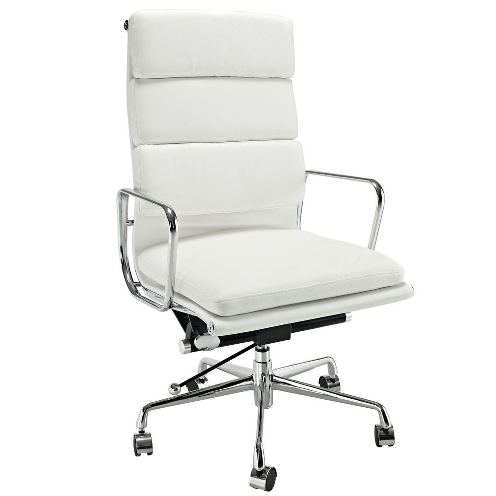 Details about eames softpad executive chair style office