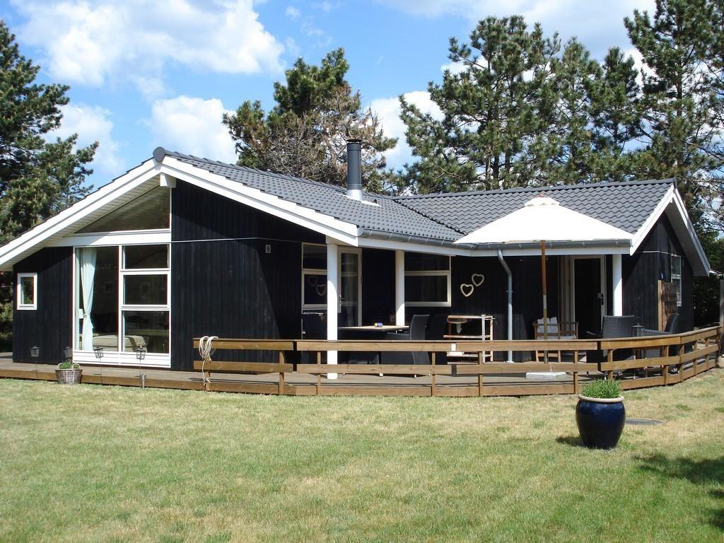 Sehr gut gepflegtes Ferienhaus am Stillinge Strand Das Haus ist ein ...