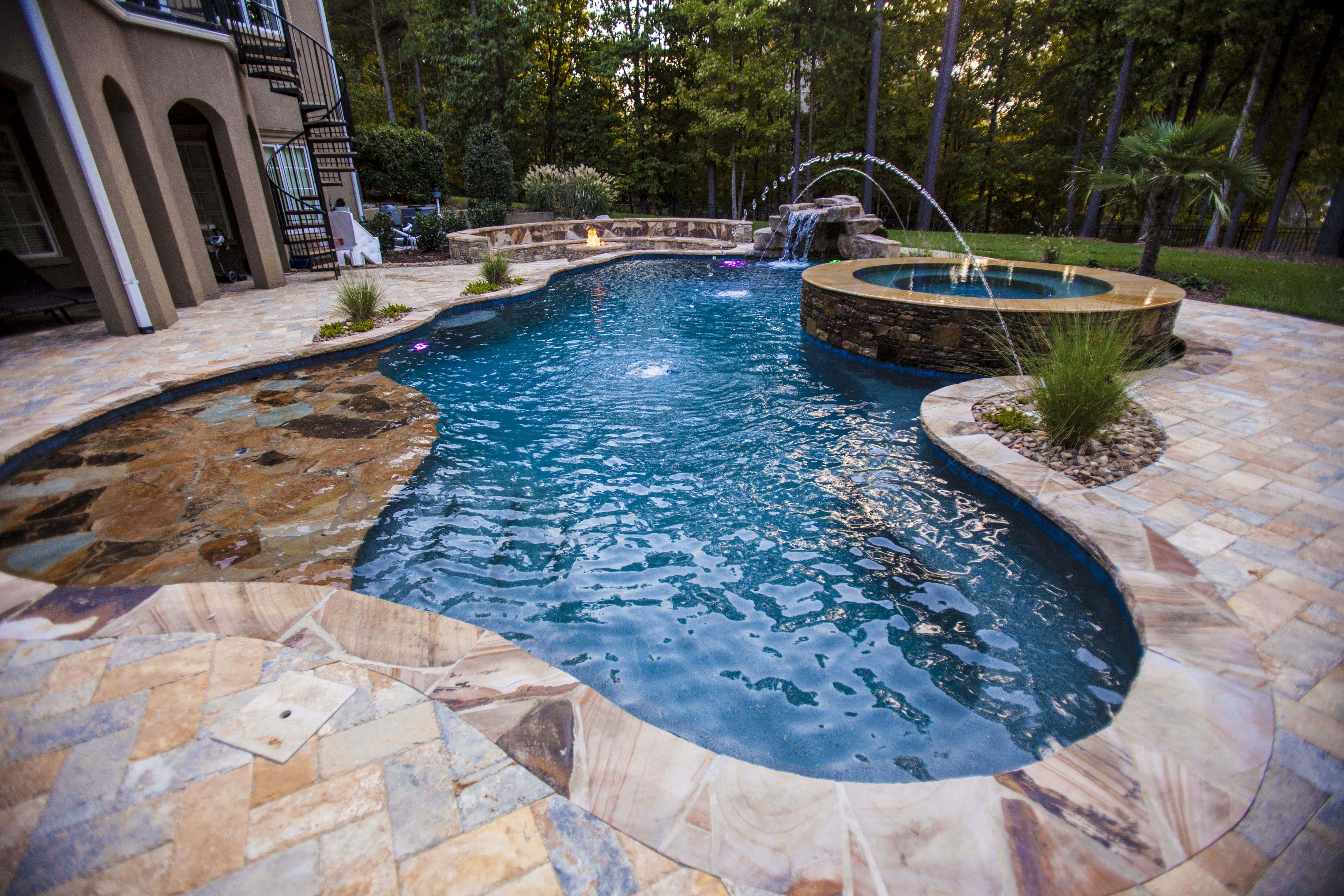 Pin On Pool Spa