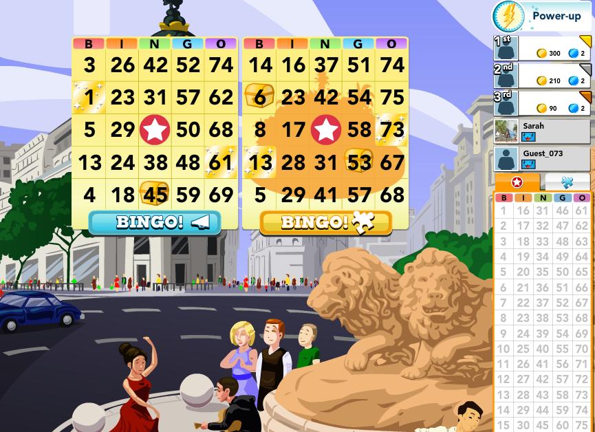 Pin by iGamesView on BINGO Blitz 1 game on FB! Bingo