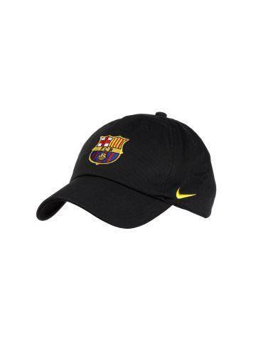 ddb37cc54b0bf Nike Unisex Black FC Barcelona Cap