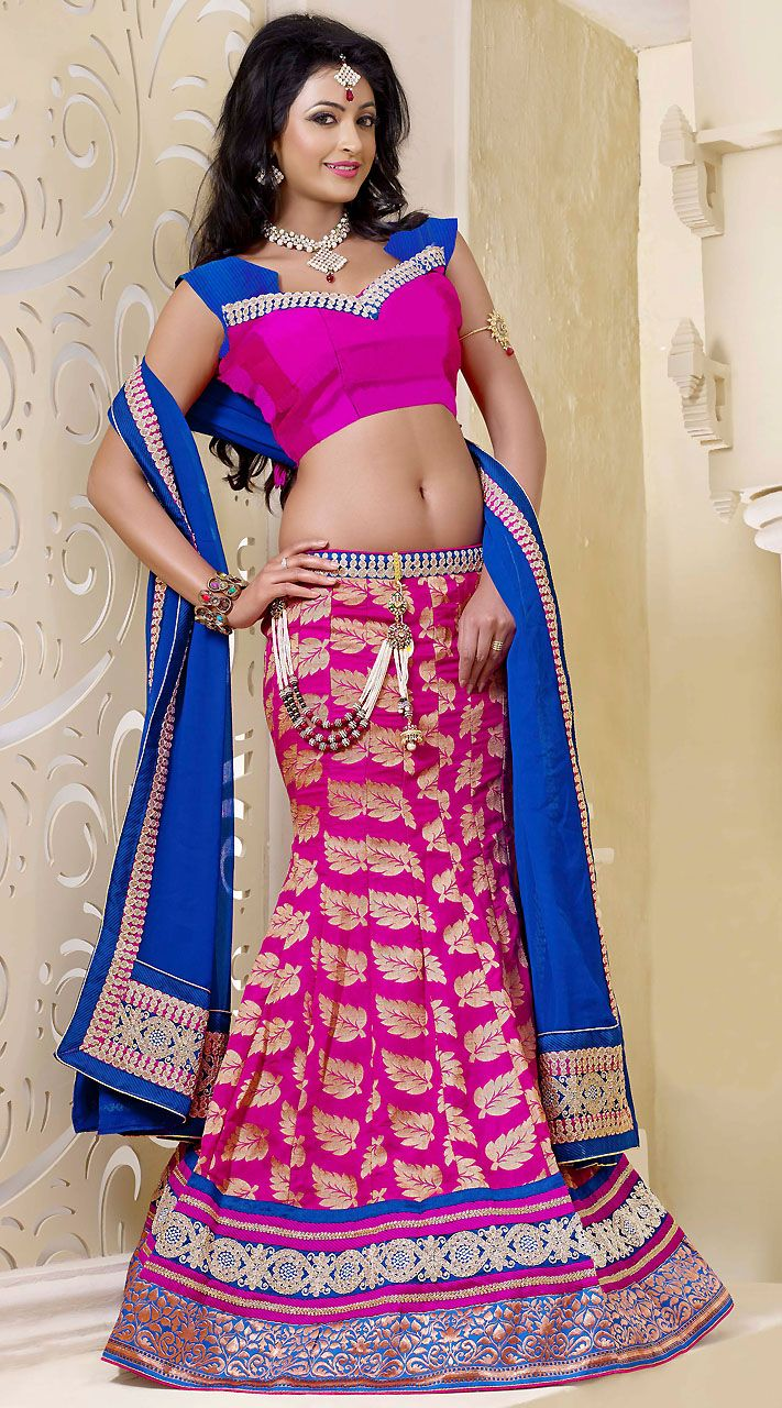 hot chaniya choli