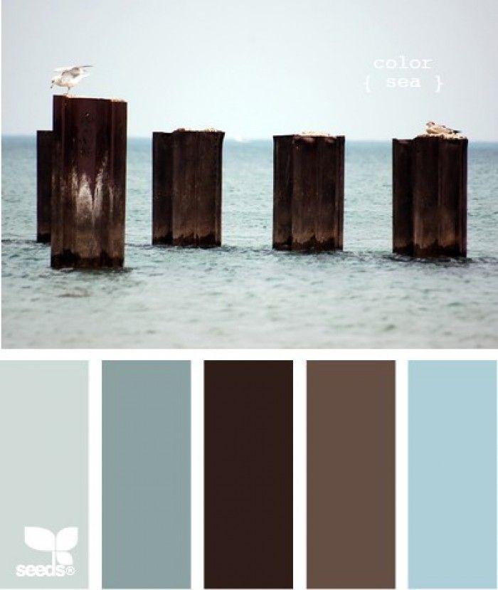 Colors Of The Sea Mooi Voor Een Slaapkamer Idee 235 N