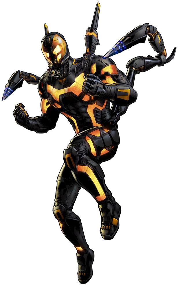 Yellowjacket Mcu Marvel Avengers Alliance Marvel Yellowjacket Avengers Alliance