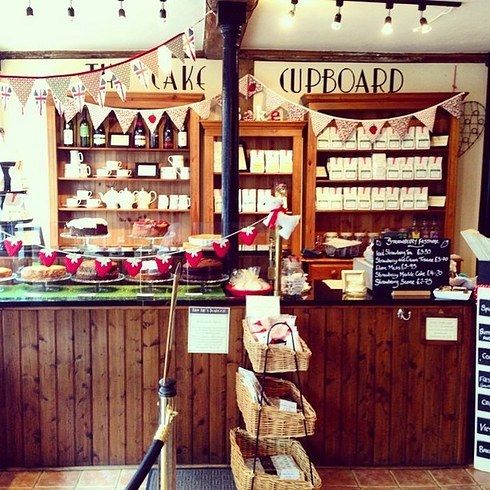21 Absolutely Charming Tea Rooms You Have To Visit Before