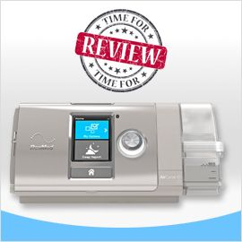Resmed Aircurve 10 Bilevel Machines Heated Humidification Is A