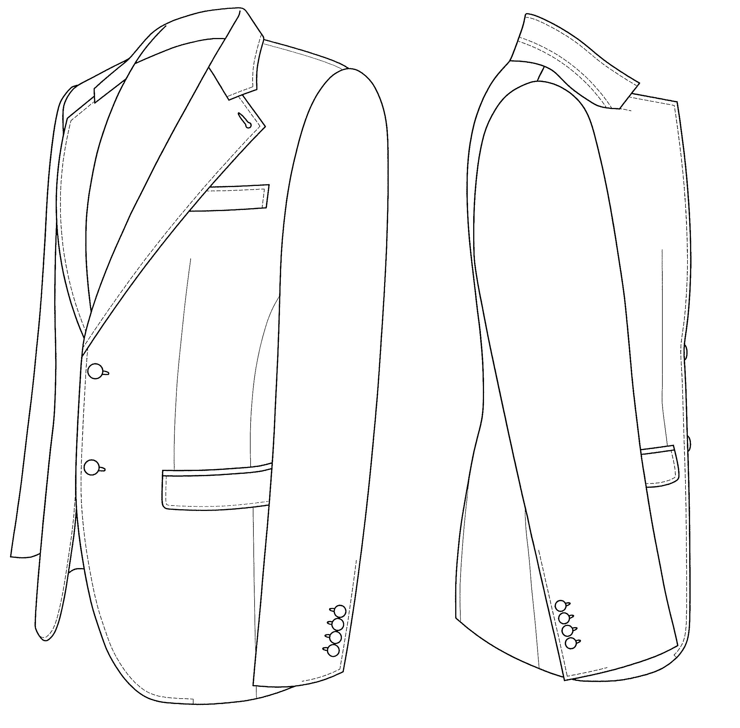 Mens Designer Er Jacket