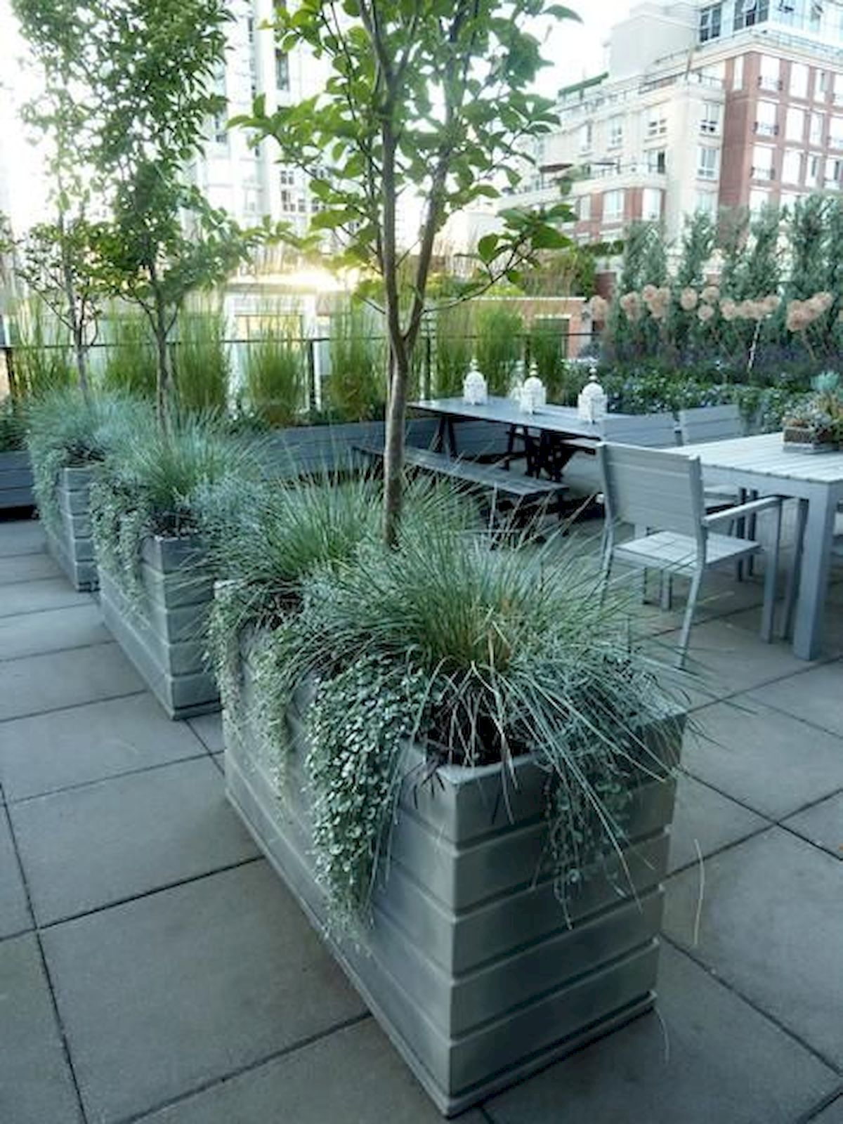 Awesome 40 Modern Rooftop And Balcony Garden Ideas Https