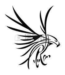 resultado de imagen para dibujos de aguilas aztecas tattoo