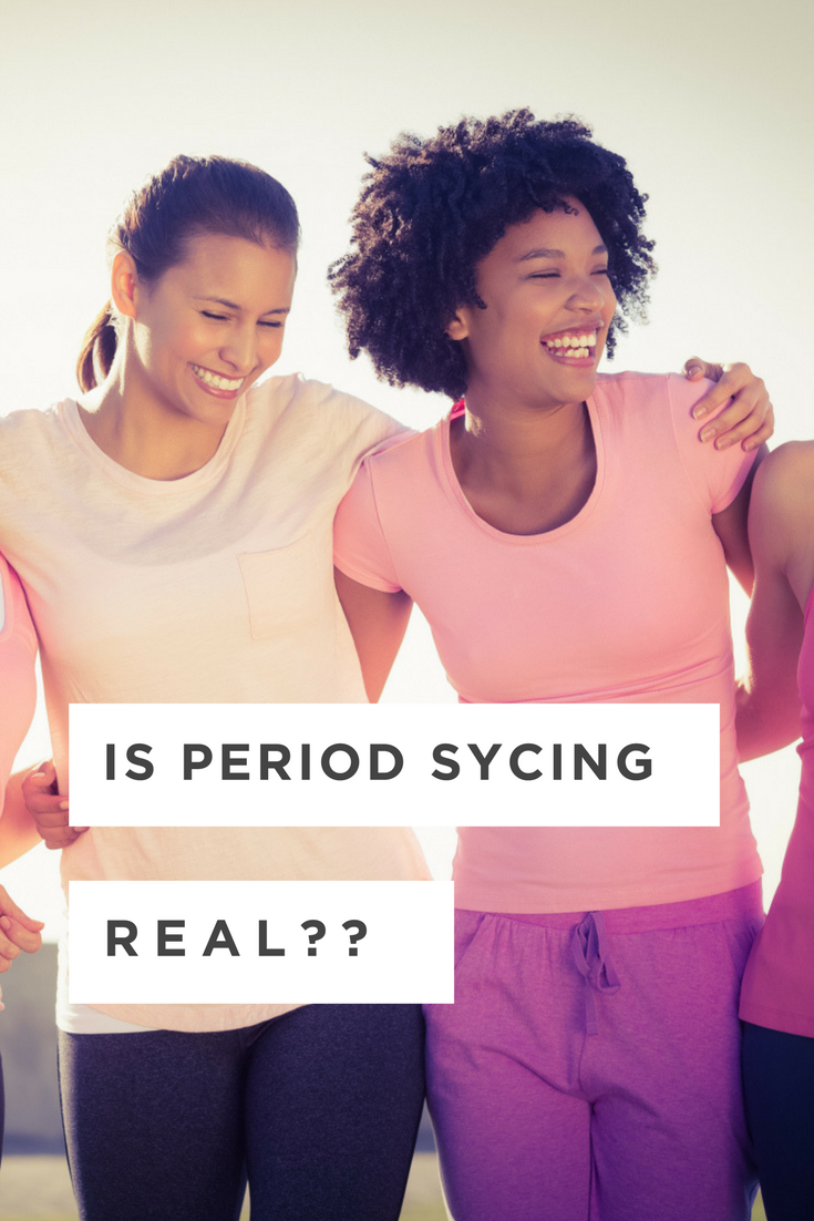 Does your period really sync up with women you live with ...