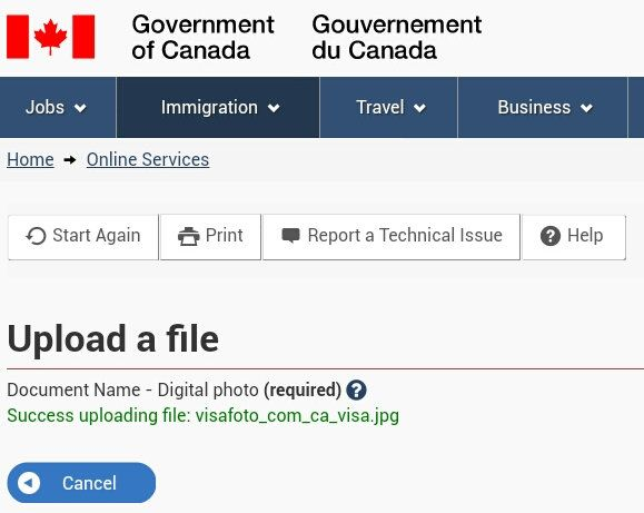 Immigration Canada Pr Card Application