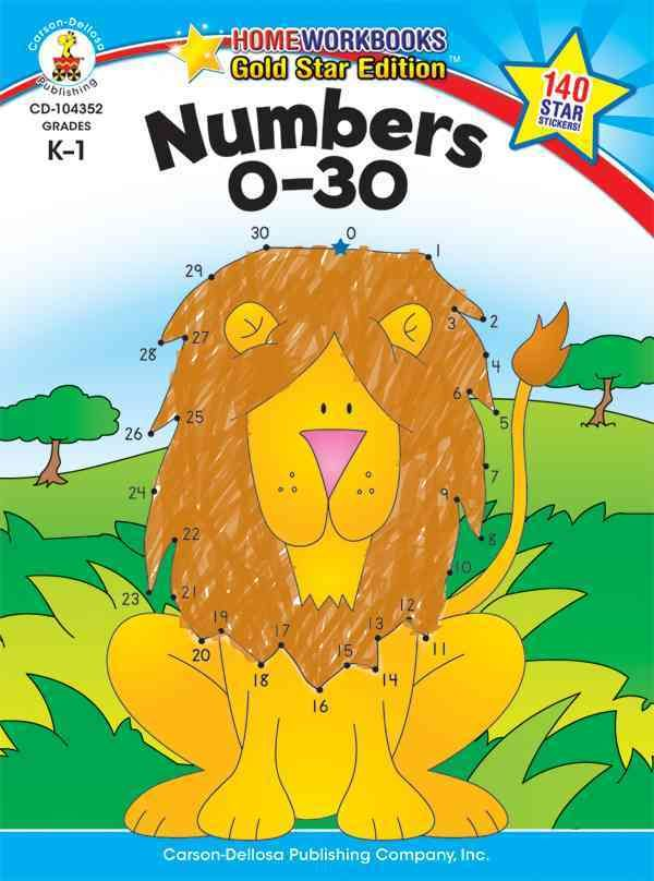 Numbers 0-30