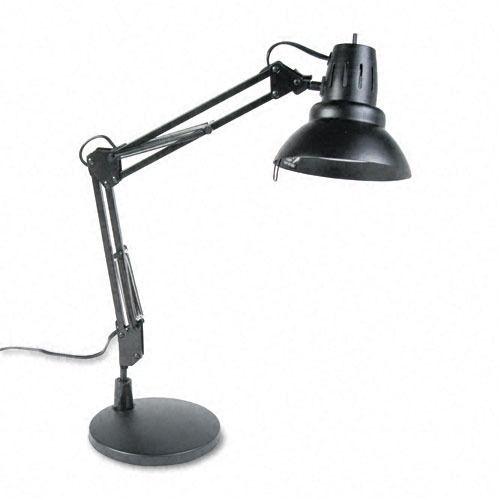 Chic Swing Desk Lamp Electrix Portable Incandescent Swing Arm Desk Lamp  Ele2225zbk