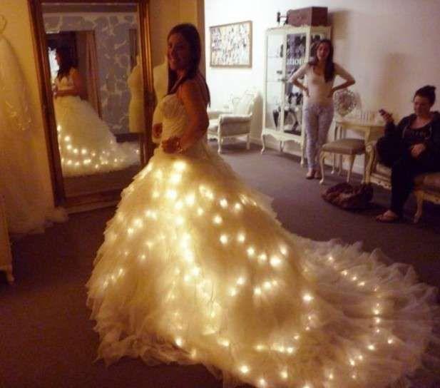 Vestido para boda gitana