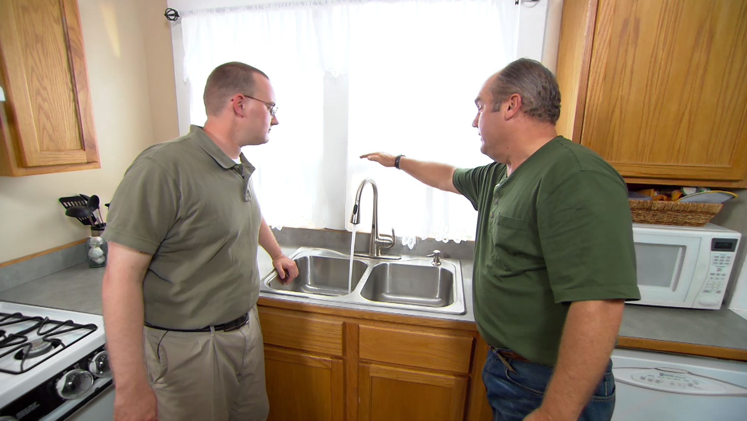 This Old House Plumbing And Heating Expert Richard Trethewey Helps A