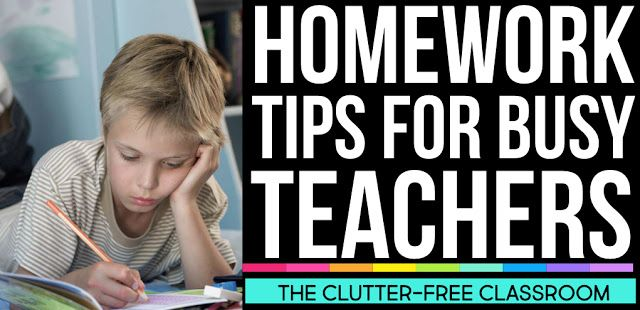 """Homework Tips for Busy Teachers is part of Classroom Organization Homework - What's the first word you think of when I say """"homework """" It's one of those hot topics that people feel very strongly about one way or another  However, more often than not, it is a requirement and so today I am here to share tips for managing homework in the classroom  I used to send homework home nightly, but found it to add chaos to each and every day  I would spend many lunch periods copying an assignment for that night  Kids would forget to take their copy home  Parents would call or email to get clarification on what the assignment was for that night  Then I switched to a weekly packet  The packet included all of the pages for the week along with a cover sheet that listed spelling words and assignments  This was an improvement, but still not ideal  Last year I started using a separate folder just for homework  It includes the homework calendar and all of the printables they will need for the week Last year, my teaching partner and I began sending home a Paragraph of the Week assignment each week (you can read all about those and grab a free sample here)  The consistency was outstanding and we really felt like we hit gold because the kids were all working on something meaningful with a purpose  The parents liked it because it was easy for them to understand and help with  Since we knew in advance what the assignment would be we experimented with a monthly homework packet  It  was  Awesome! We placed everything into a homework folder for the month and included an assignment calendar  The folder stayed at home and the students returned their completed work each morning in the communication folder  I'm looking forward to using the same system again this year and have created some calendar templates to include in the folders  Strive to find easytomanage, yet effective assignments  Although it is true that you shouldn't be sending home tasks that students can't complete on their own, you al"""