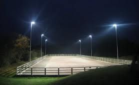 Outdoor Arena Lighting Google Search Horse