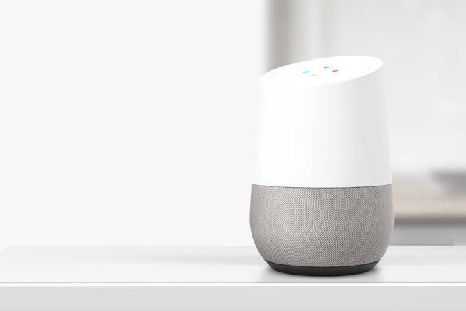 Google Home Smart Speaker Home Assistant Digital Trends Alexa Device Home Security