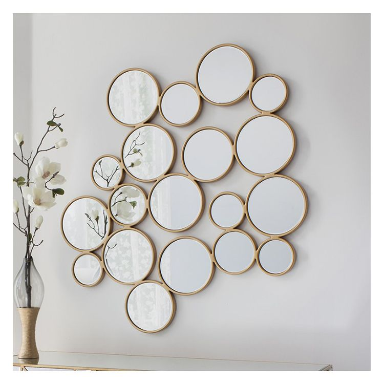 Camilla Mirror 120 X 101cm Mirror Wall Collage Rustic Wall Mirrors Small Round Mirrors