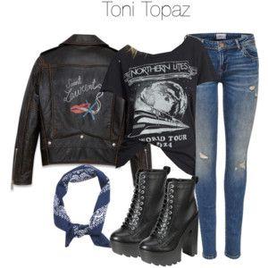 Toni Topaz - Riverdale   fashion favs 11   Pinterest   Placard