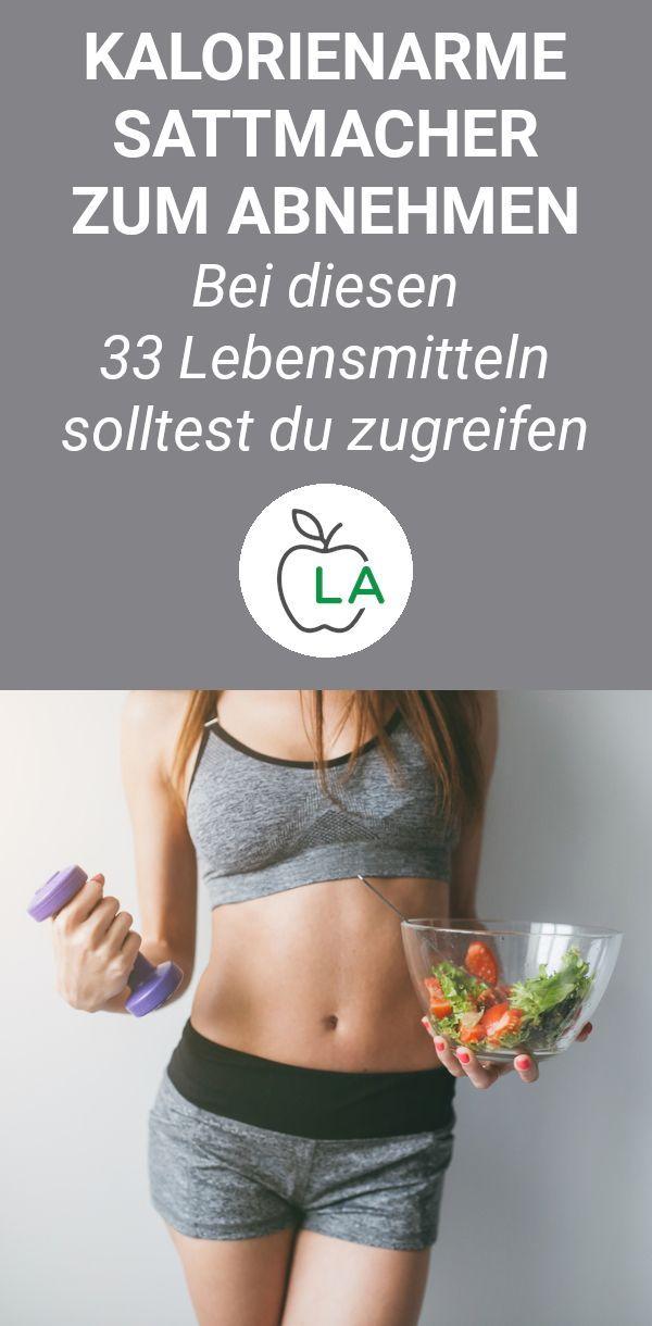 33 kalorienarme Schlankheitsnahrungsmittel – kalorienfreie Lebensmittel   – Abnehmen und gesunde Ernährung